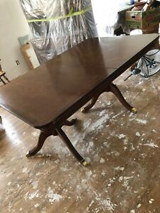 Antique dining room table!