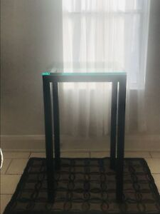 NEW PRICE - High quality, designer bar table