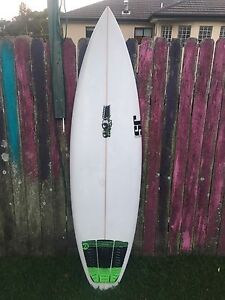 "J S ""hippee "" surfboard Mona Vale Pittwater Area Preview"