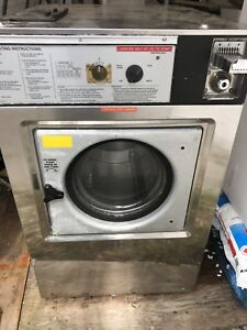 Wascomat W125 front load washer 208-240 volt