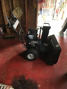 Ariens Snowblower works excellently needs nothing