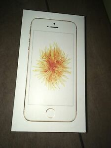 brand new iphone SE Gold