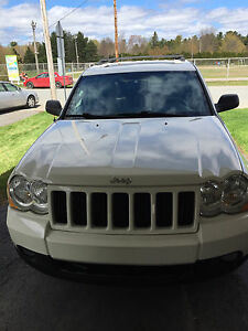 Jeep Grand  cherooke  DIESEL 3.0 litre Trail Rated 4x4