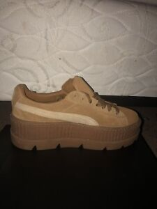 CLEATED CREEPER SUEDE BY RIHANNA