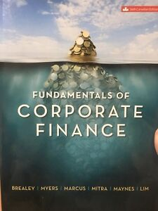 Fundamentals of corporate finance buy or sell books in ottawa fundamentals of corporate finance buy or sell books in ottawa kijiji classifieds fandeluxe Images