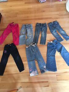 Jeans fillette 4 ans