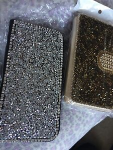 2 Iphone 6s or 7s Beautiful sparkly cases BRAND NEW