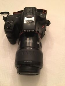 Sony SLR Camera for sale