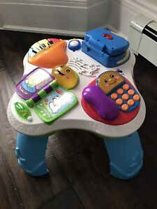 Toddler play station