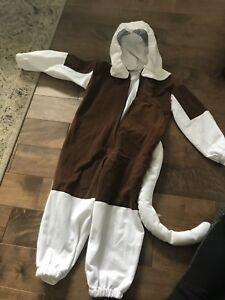 Chat costume Halloween 3-4 ans