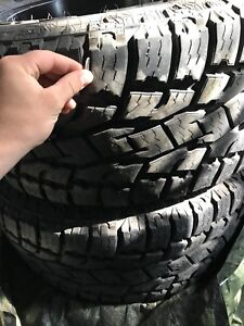 Toyo open county at2 tires