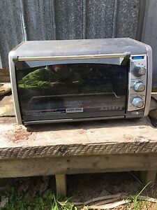 Black and Decker Countertop Convection Oven
