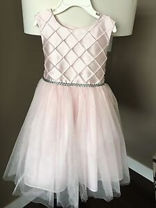 Lovely Pink Tule Dress