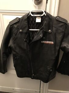 Child's Harley-Davidson jacket