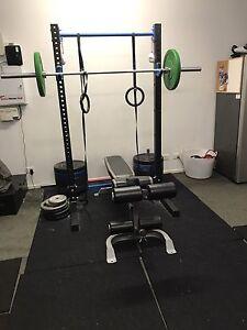 Alphafit home gym Maudsland Gold Coast West Preview