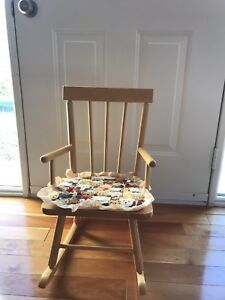 Kids rocking chair in great condition