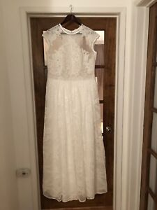 New Wedding Dress- tags still on, never worn