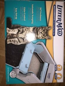 Litter Maid (Automatic Self-Cleaning Litter Box)