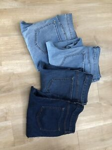 Women jeans oldnavey/Brody size 12 or 30