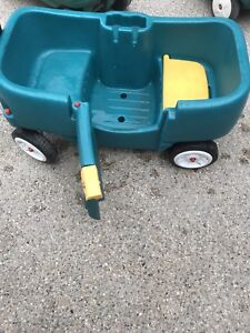Little tykes step 2 wagons and trailer for sale
