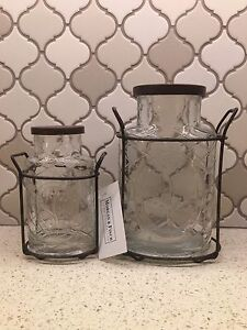 French Provincial Decorative Vases set of 2 Strathmore Moonee Valley Preview