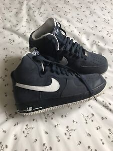 Nike Air Force 1 high tops men's size 9.5