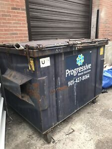 Perfect Industrial Commercial Garbage Bin