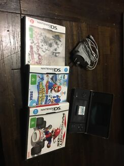 Dsi and games for sale