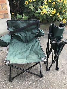 Childrens camp chairs