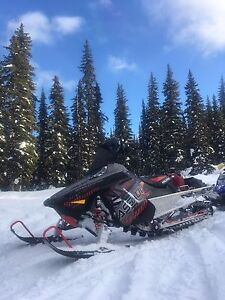 2014 Polaris Rmk Assault 800 155""