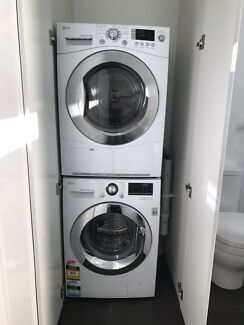 Wanted: LG Washer Dryer Combo