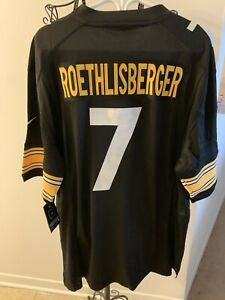 Brand New With Tags Roethlisberger Jersey