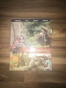 ANTHROPOLOGY COLLEGE TEXTBOOK - will take best offer
