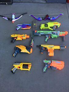 Nerf guns Guildford Parramatta Area Preview