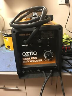 Wanted: Ozito mig welder MWR- 090