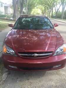 2004 Chevy Epica $3400 obo - low KM's