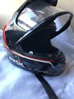 CHILDS *SNOWMOBILE HELMET WITH COOL DESIGN**
