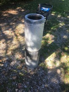 7 Inch Insulated Stove Pipe
