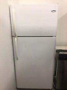Réfrigérateur à donner   VENDU