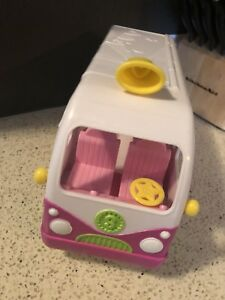 shopkins truck ice cream