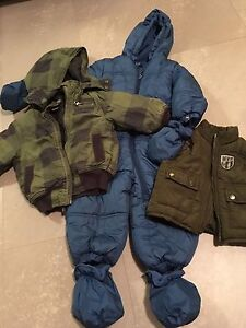 Various Boys 18-24 month items