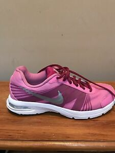 Pink Nike Athletic shoes