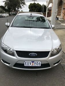 Ford Falcon XR6 Ute/Tray 2010 (GAS)
