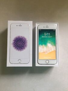 iPhone 6 - 64gb - Unlocked w/ Box + Charger