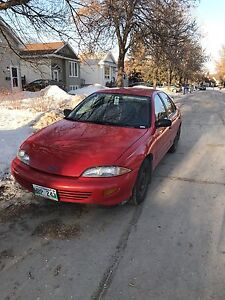 Safetied Chevy Cavalier ***NEED GONE***