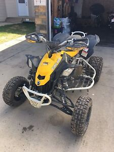 2014 DSX 450 Canam