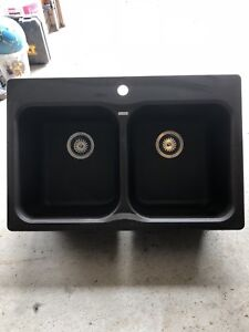Blanco Kitchen Sink - Insulated - Like new condition
