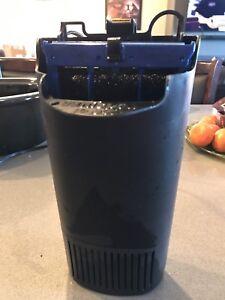 Aquarium filter 10-30 gallons