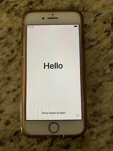 iPhone 7 128 gb with case