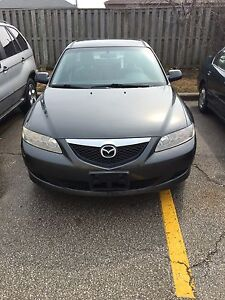 Mazda 6 with only 118km